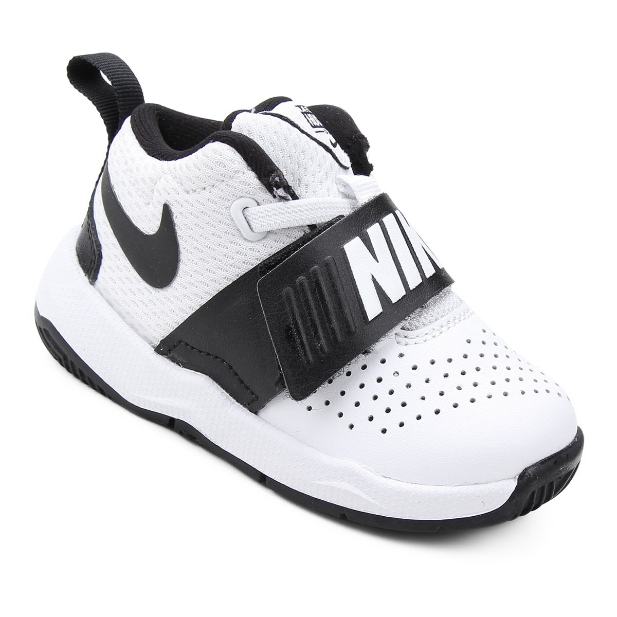 0d215ce29e9 Tênis Infantil Couro Nike Team Hustle D Masculino. undefined