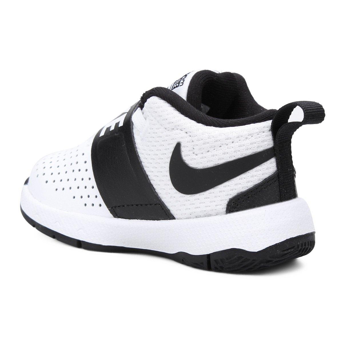 2974bb91701 ... Foto 3 - Tênis Infantil Couro Nike Team Hustle D Masculino ...