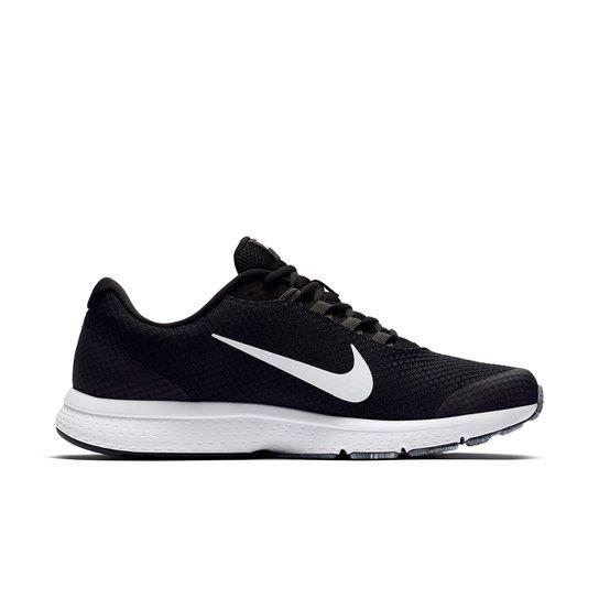 Tênis Nike Runallday Masculino - Branco e Preto - Compre Agora ... b5a8fc2b3f5
