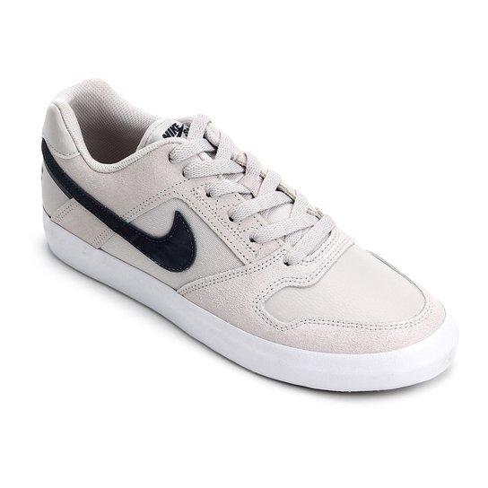 679bf64b96 Tênis Nike SB Delta Force Vulc Masculino - Areia e Preto - Compre ...