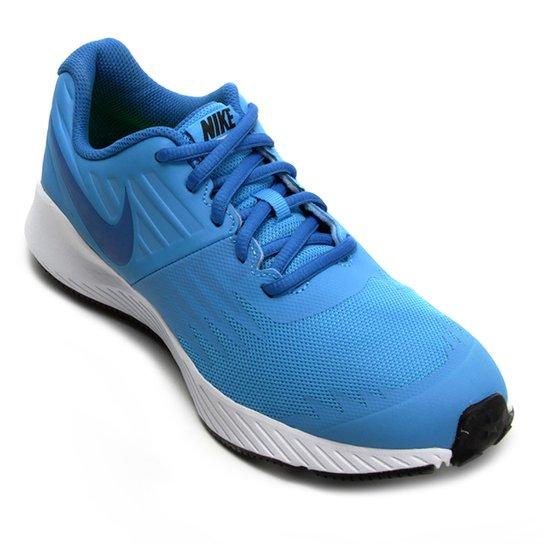 ca0d4523413 Tênis Infantil Nike Star Runner GS - Azul Claro - Compre Agora ...
