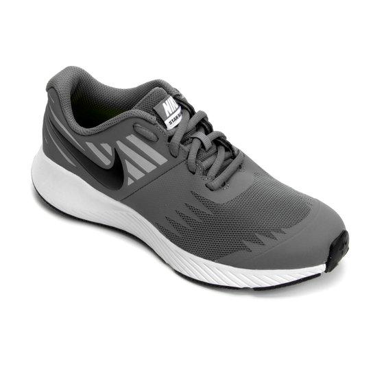 788dcca1be5 Tênis Infantil Nike Star Runner GS - Cinza e Preto - Compre Agora ...