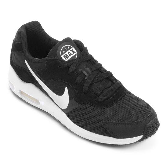 367f1406470 Tênis Nike Air Max Guile Masculino - Branco e Preto - Compre Agora ...