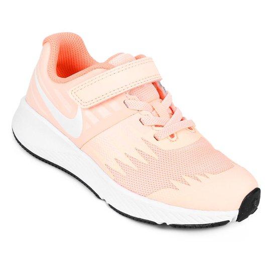 Tênis Infantil Nike Star Runner Feminino - Salmão - Compre Agora ... a4f607712d29e