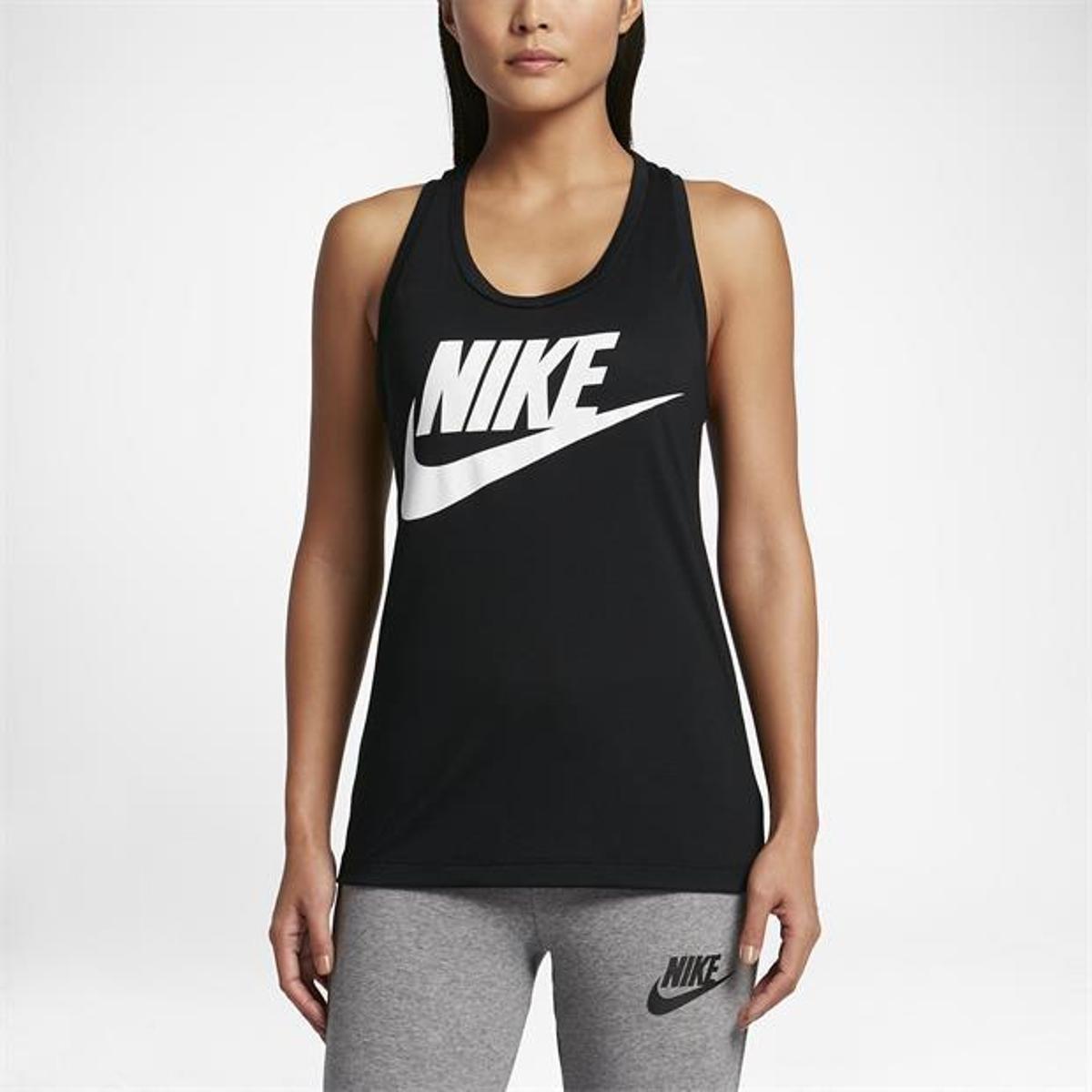 Camiseta Regata Nike Sportswear Essential Feminina e82c2c2a3da