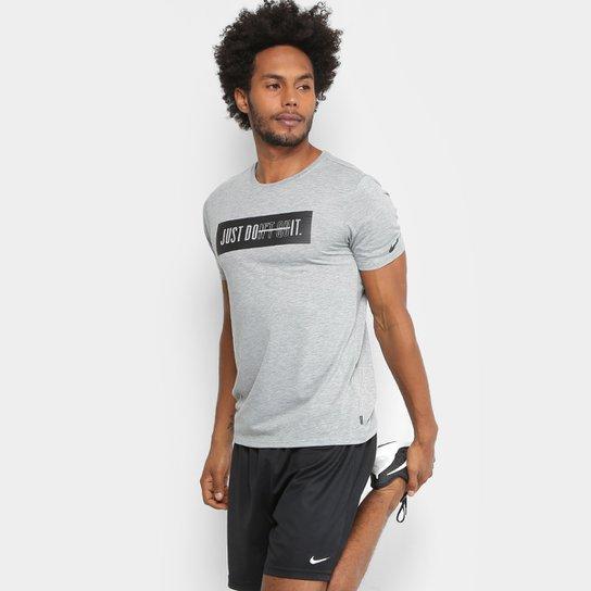 7163149b55 Camiseta Nike Dry Don t Quit Masculina - Compre Agora