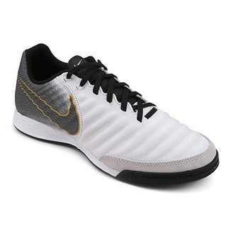Compre Chuteira Futsal Tiempo Natural Iv Ltr Ic Nike Online  b54371aa3ee80