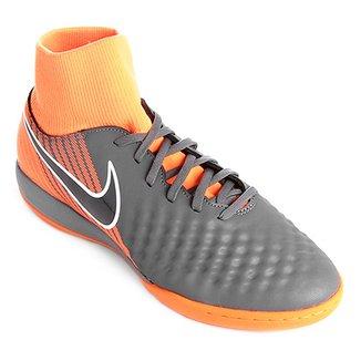 Chuteira Futsal Nike Magista Obra 2 Academy Dinamic Fit 7fa18df99c