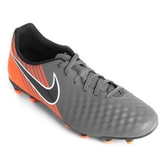 Chuteira Campo Nike MagistaX Obra 2 Club Masculina ee686a453c5d1