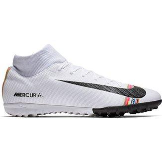 92d117e34129c Chuteira Society Nike Mercurial Superfly 6 Academy CR7 TF