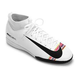 57e4162eb2dbc Chuteira Futsal Infantil Nike Mercurial Victory 5 CR7 IC - Compre ...