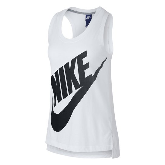 Camiseta Regata Nike Talogo Futura Feminina - Compre Agora  81ecf4dbcac2b