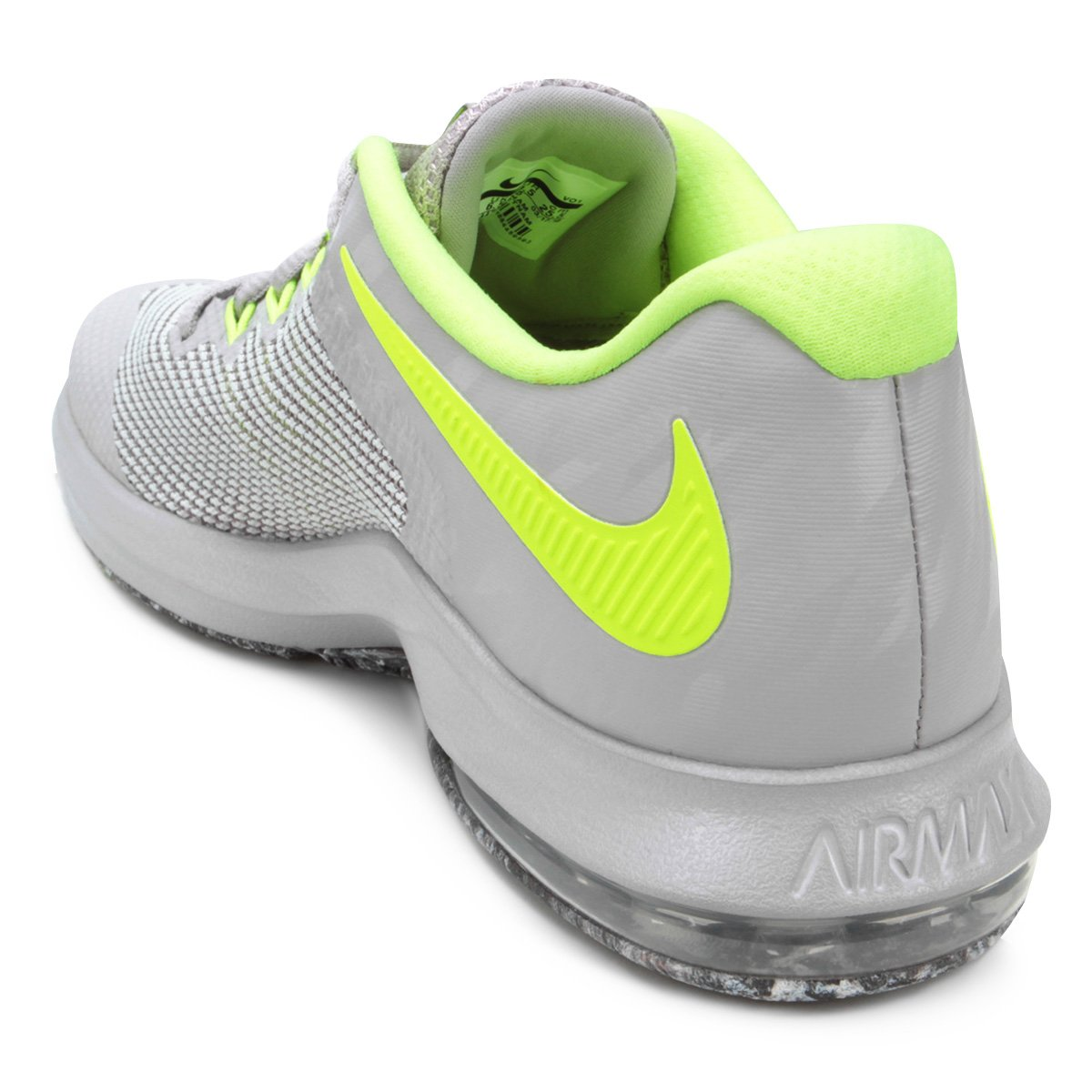 buy popular e3c05 e7464 ... Foto 2 - Tênis Nike Air Max Alpha Trainer Masculino ...
