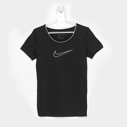 Camiseta Nike Infantil G Np Top Ss-890230