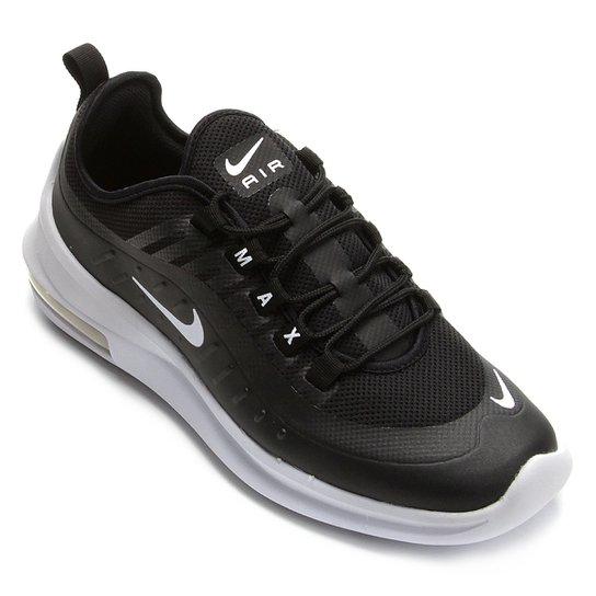 5c59d18cd2c Tênis Nike Air Max Axis - Branco e Preto - Compre Agora