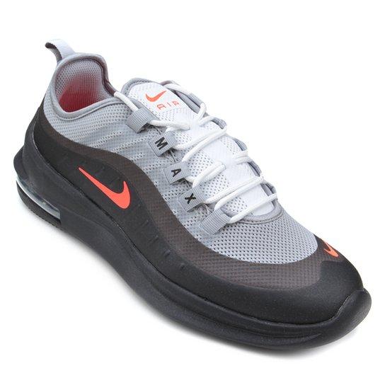 fe319c08bb5 Tênis Nike Air Max Axis - Cinza e Preto - Compre Agora