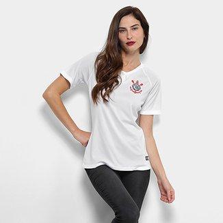 64a35427c3 Camisa Corinthians I 18 19 s n° - Torcedor Nike Feminina