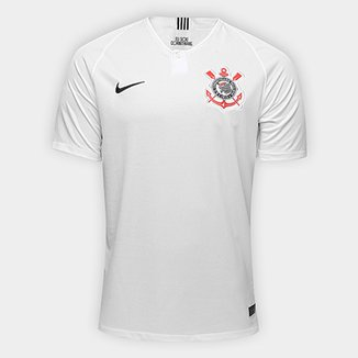 Camisa Corinthians I 18 19 s n° Torcedor Nike Masculina a3104cb7c68cc