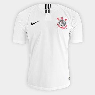 Camisa Corinthians I 2018 s n° - Jogador Nike Masculina aac23743820