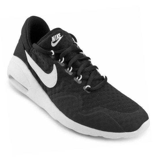 Tênis Nike Air Max Sasha Feminino - Branco e Preto - Compre Agora ... c32415f41a