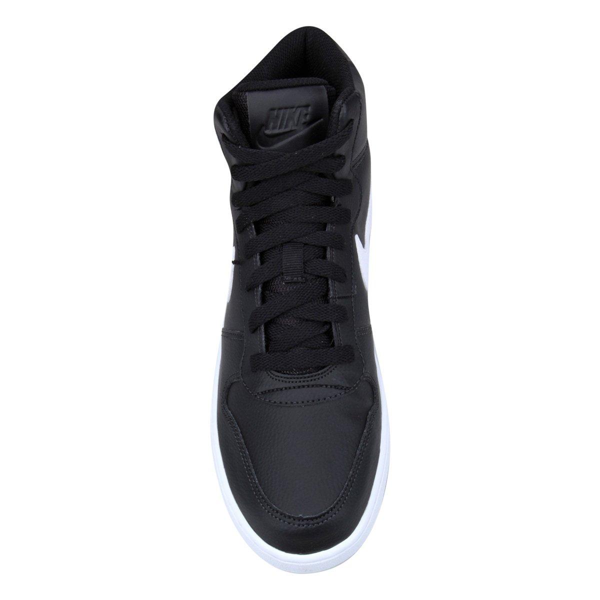 627660af11a Tênis Couro Cano Alto Nike Ebernon Mid Masculino