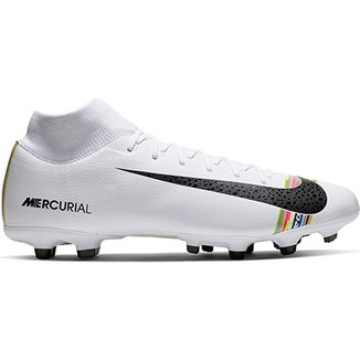 221665be7b2ad Chuteira Campo Nike Mercurial Superfly 6 Academy CR7 FG