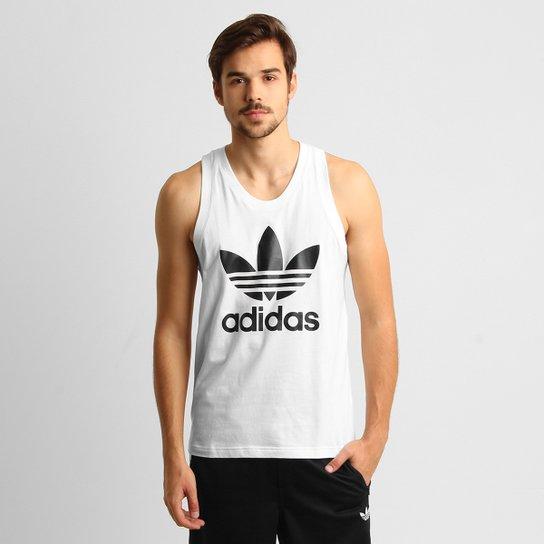 db6eb6734c0 Camiseta Regata Adidas Originals Trefoil - Compre Agora