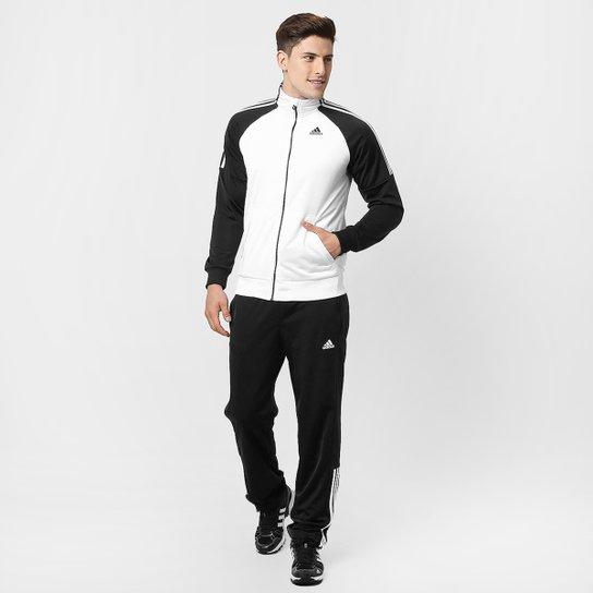9d39bd9e052 Agasalho Adidas Riberio Knit Masculina - Compre Agora
