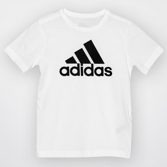 Camiseta Adidas YB ESS Logo Infantil - Compre Agora  014d1f5af1859
