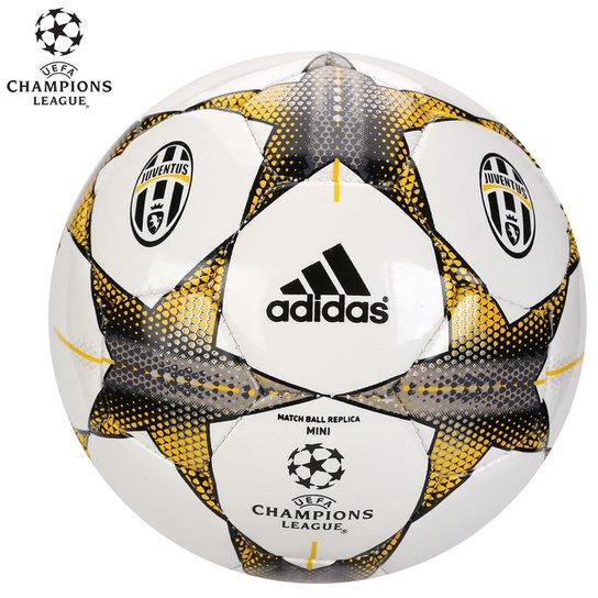 ecce486781af5 MiniBola Futebol Adidas Juventus Finale 15 - Compre Agora