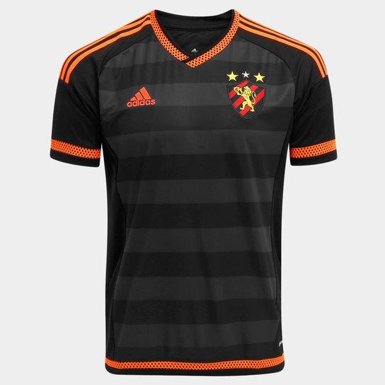 f39f0c025 Camisa Sport Recife II 15 16 s nº Torcedor Adidas Masculina - Compre ...