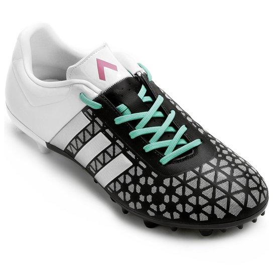 Chuteira Adidas Ace 15 3 FG Campo - Compre Agora  dc1ac475842b8