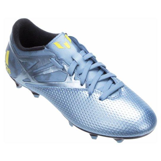 4fa08e4d93 Chuteira Adidas Messi 15.3 FG Campo - Compre Agora