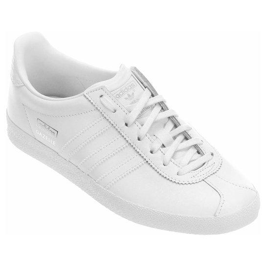 hot sale online c8637 83e4e Tênis Adidas Gazelle Og W - Branco