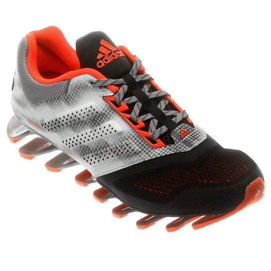 b333769b29 Tênis Adidas Springblade Drive 2 Masculino - Cinza+Preto