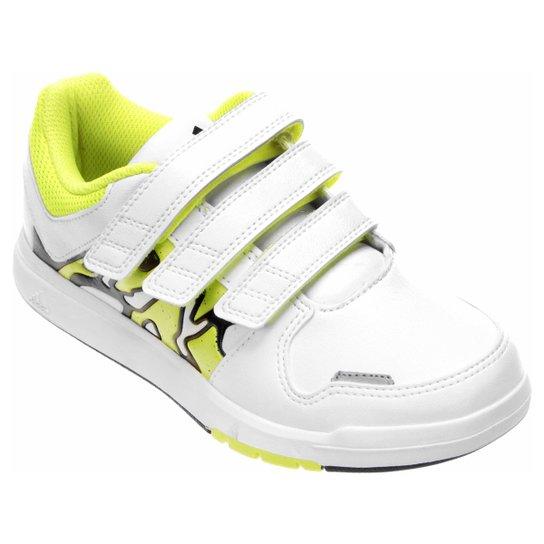 2a6083fc9 Tênis Adidas Lk Trainer Cf K Infantil - Compre Agora
