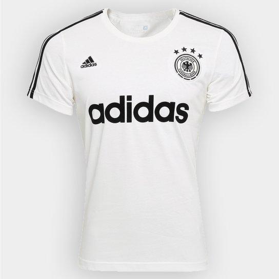 Camiseta Alemanha Adidas Retrô Masculina - Compre Agora  8ac270ffbc80f