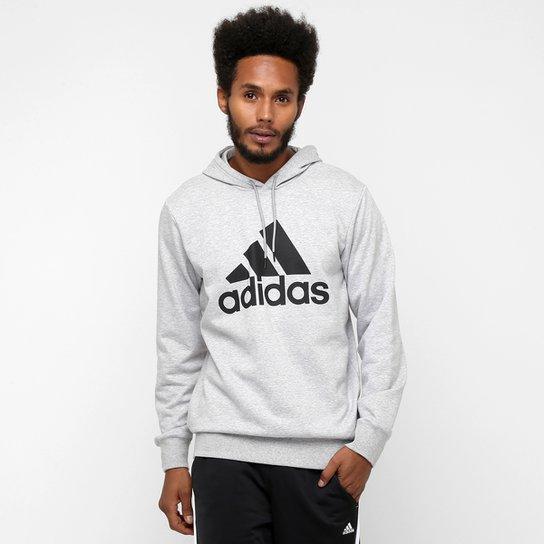 90d8139de08 Moletom Adidas Ess Logo c  Capuz - Compre Agora