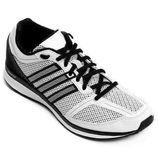 33a9911fce Tênis Adidas Mana Rc Bounce Masculino - Branco e Preto - Compre ...