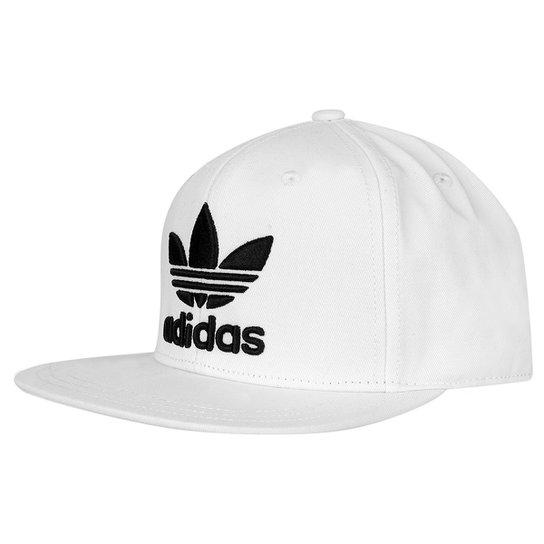 Boné Adidas Originals Ac Tre Flat - Compre Agora  a222e9e5389