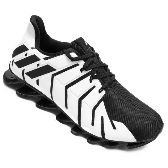 273fb5bc7d1 Tênis Adidas Springblade Pro Masculino - Branco e Preto - Compre ...