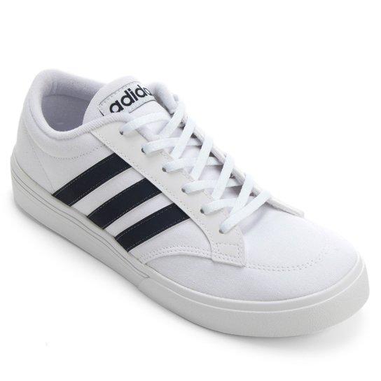 f95ded9c206 Tênis Adidas GVP Culture - Branco+Preto ...