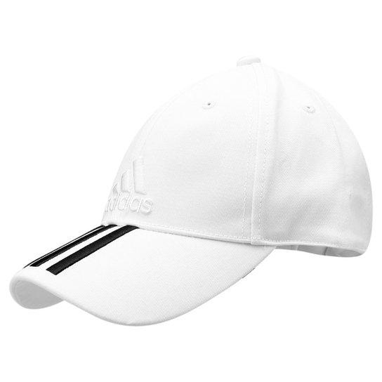 Boné Adidas Aba Curva Essential 3S Cotton - Compre Agora  d89e7824e1e