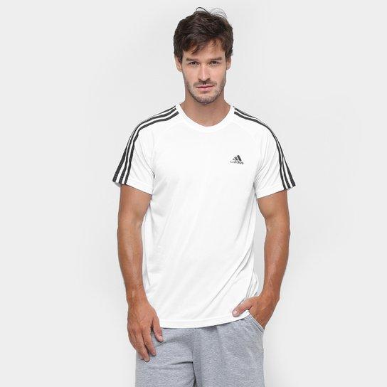 8b0fb11b0e85f Camiseta Adidas 3S Essential Masculina - Compre Agora