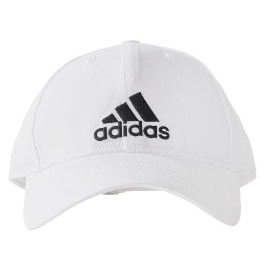 Boné Adidas Aba Curva Ess 3S Classic - Compre Agora  137bd9905ddc3