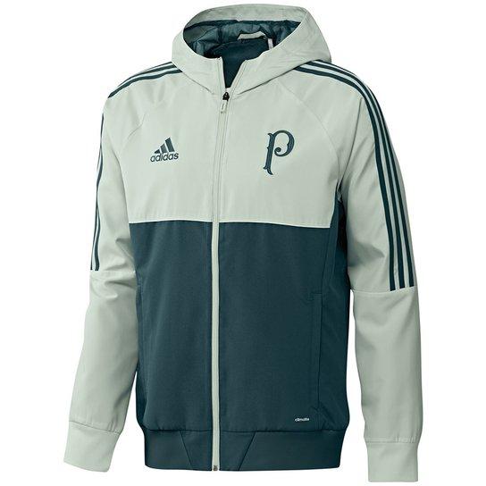 Jaqueta Adidas Viagem Palmeiras - Compre Agora  44bdb6d40ea06