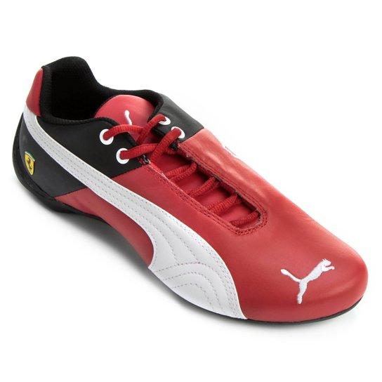 Tênis Puma Future Cat Scuderia Ferrari OG - Vermelho e Preto ... 91820f1a4b5f4