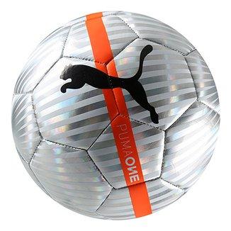 Bola Futebol Campo Puma One Chrome 50250c83b1c06