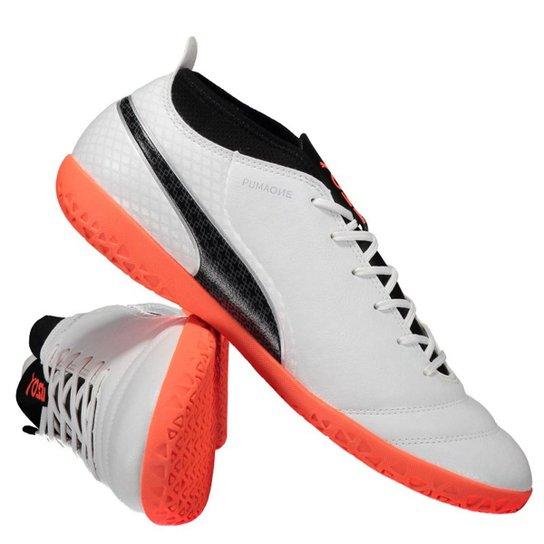 1304fd5240c Chuteira Puma One 17.4 IT Futsal Masculina - Compre Agora