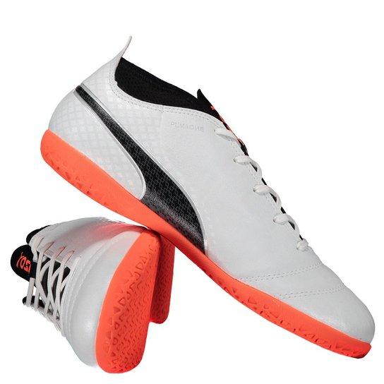 Chuteira Puma One 17.4 IT Futsal Infantil - Compre Agora  44682b0c91106